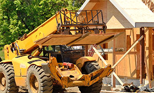 telescopic handler operation course